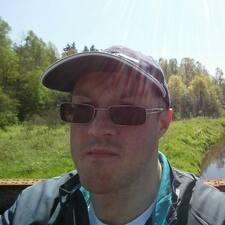 Gints - Uživatelský profil