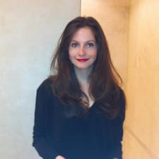 Lucinda felhasználói profilja