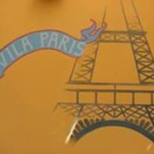 Vila Paris的用户个人资料