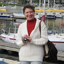 Profil Pengguna Zhanna