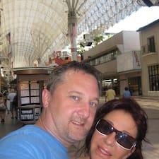 Profil Pengguna Martyn & Marilyn