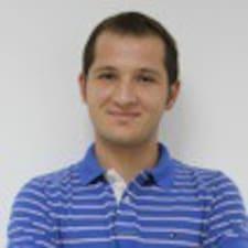 Visar User Profile