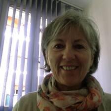 Profil utilisateur de Marie Paule