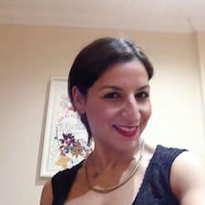 Henkilön Ioanna käyttäjäprofiili