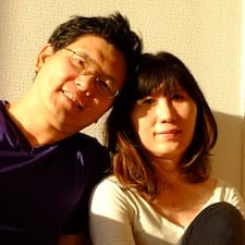 Chiaki & Vivian — хозяин.