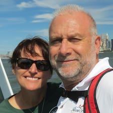 Bill And My Wife Sandy是房东。