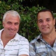 Stuart & Mauricio User Profile
