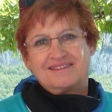 Profil utilisateur de Marie Ange