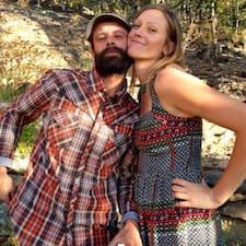 Jen & Eric — хозяин.