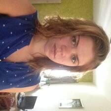 Zoey felhasználói profilja