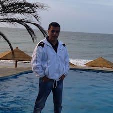 Rafael ist der Gastgeber.
