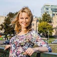Aiste User Profile