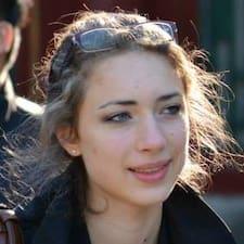 Profilo utente di Anne-Charlotte