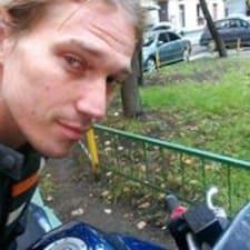 Perfil do utilizador de Vladimir