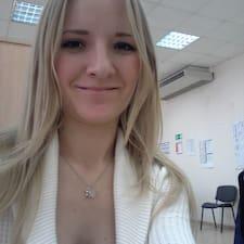 Профиль пользователя Ksenia