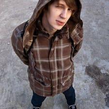 Profil utilisateur de Mykhailo