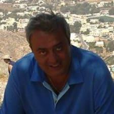 Vasileios User Profile