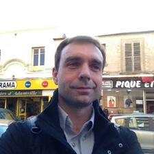 Nutzerprofil von Pierre