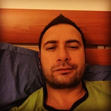 Profil Pengguna Patrizio