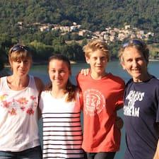Profil Pengguna Corinne (& Family)