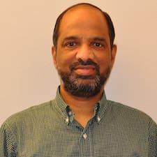 Venkatraman的用戶個人資料