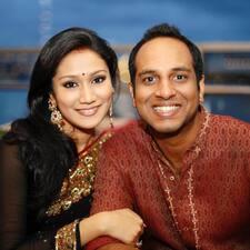 Priveen & Gayathri Naidu is the host.