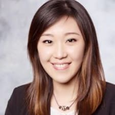Profil utilisateur de Hannah (Xinhui)