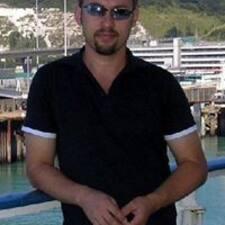 Ján User Profile