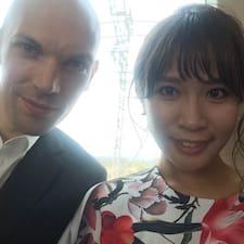 Johan & Ayumi User Profile