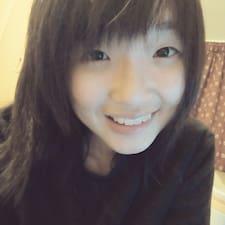 Gebruikersprofiel Hui Wen