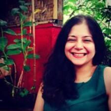 Profil utilisateur de Samhita