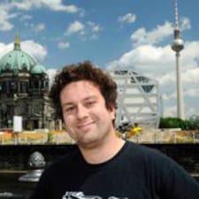 Profil utilisateur de Géza