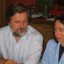 Henkilön Małgorzata Maciej käyttäjäprofiili