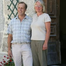 Perfil do utilizador de Hugh & Jane
