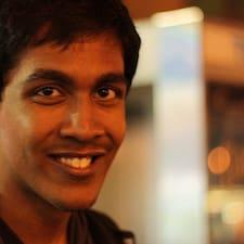 Profilo utente di Sanjay