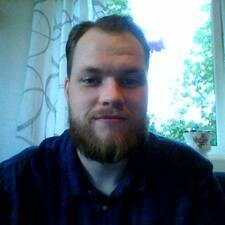 Användarprofil för Anders