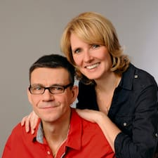 Jens & Annette — хозяин.