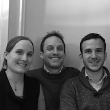 Raphaël, François & Gabrielle User Profile