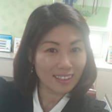 Profil utilisateur de Yunkyung