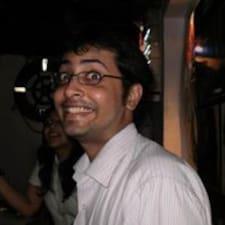 โพรไฟล์ผู้ใช้ Vibhu