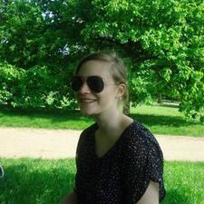 Nutzerprofil von Amélie