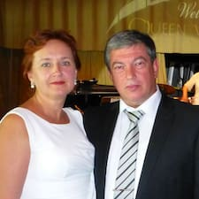Profil korisnika Irina And Aryeh