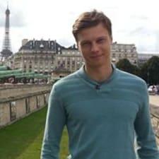 Gebruikersprofiel Andrej