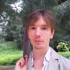 Egor User Profile