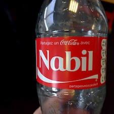Perfil de usuario de Nabil