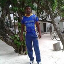 Profil utilisateur de Sanath
