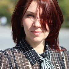 Evgeniya User Profile