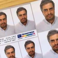 Henkilön Vicente käyttäjäprofiili
