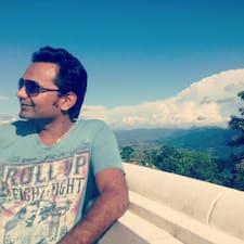 Profil utilisateur de Chaitanya