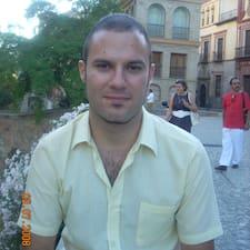 Hilario User Profile